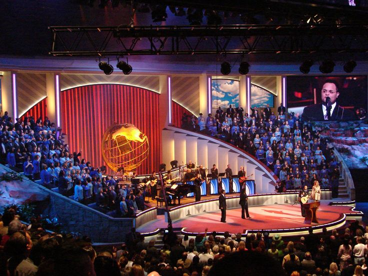 Lakewood Church, Houston, Texas