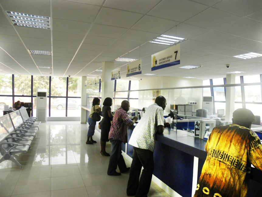 Ghana Commercial Bank Ltd.