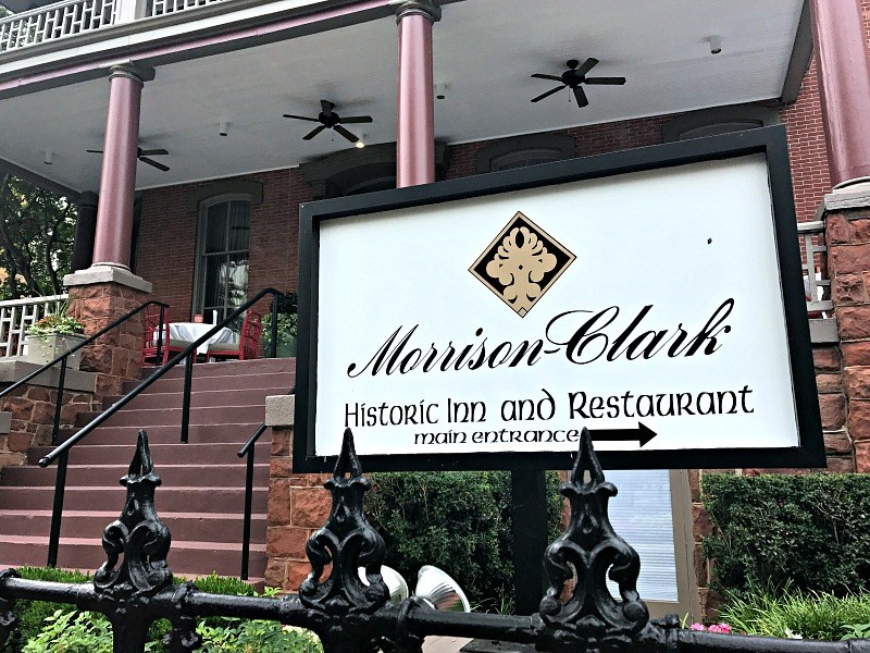 Morrison-Clark Historic Inn & Restaurant