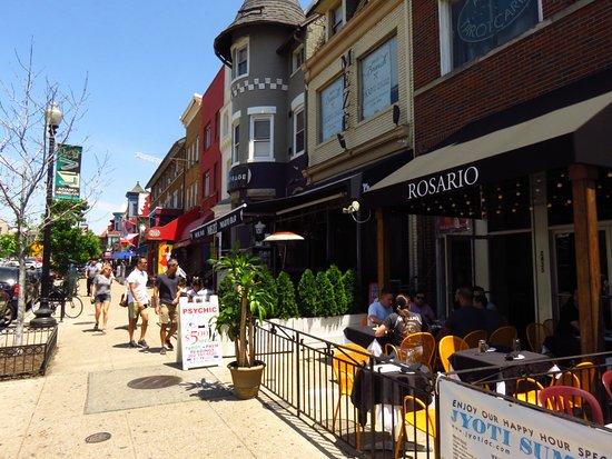 Rosario Italian Restaurant - Washington, DC3