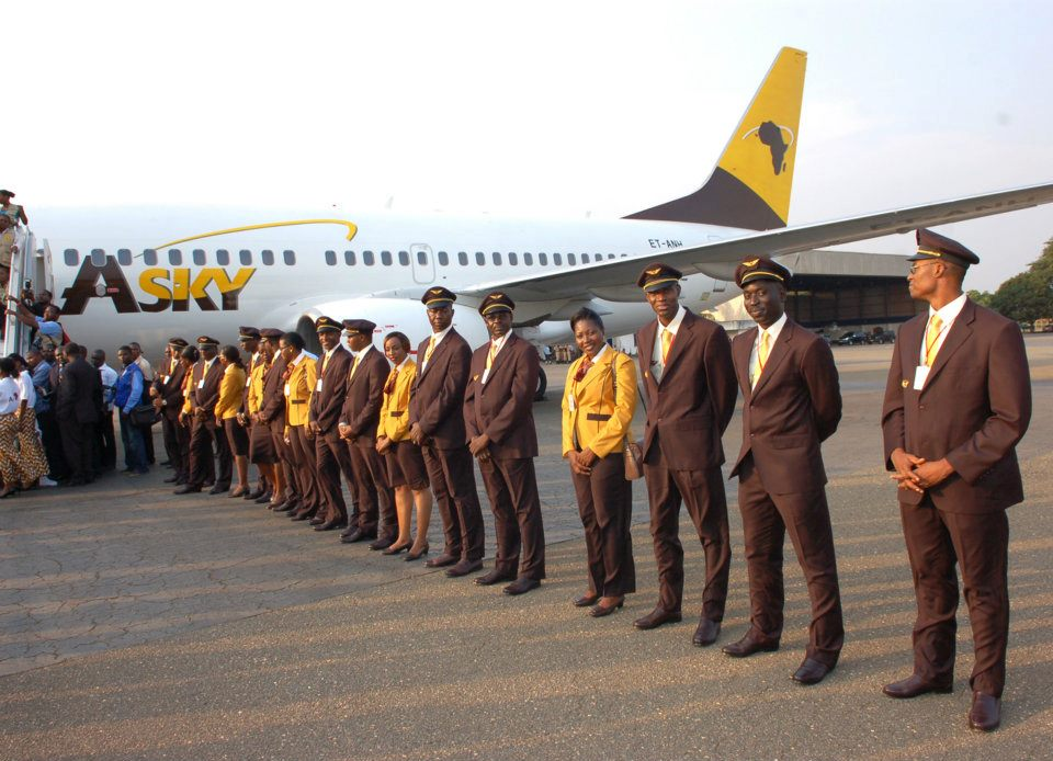 Asky Airlines Togo