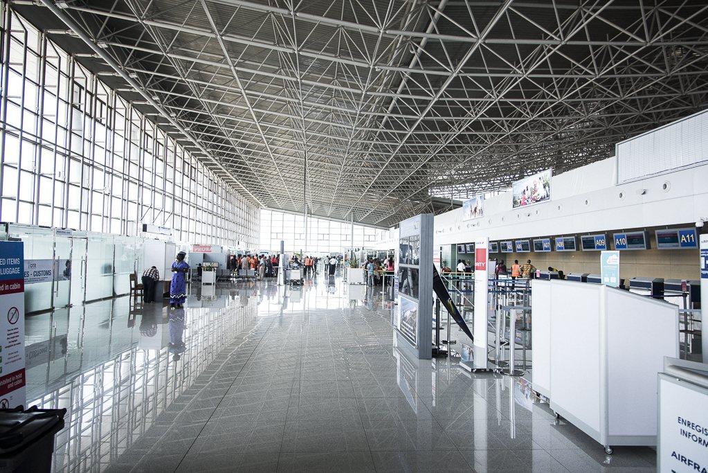 Lomé–Tokoin International Airport (2)