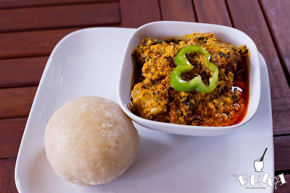 Buka Restaurant North Ridge Accra