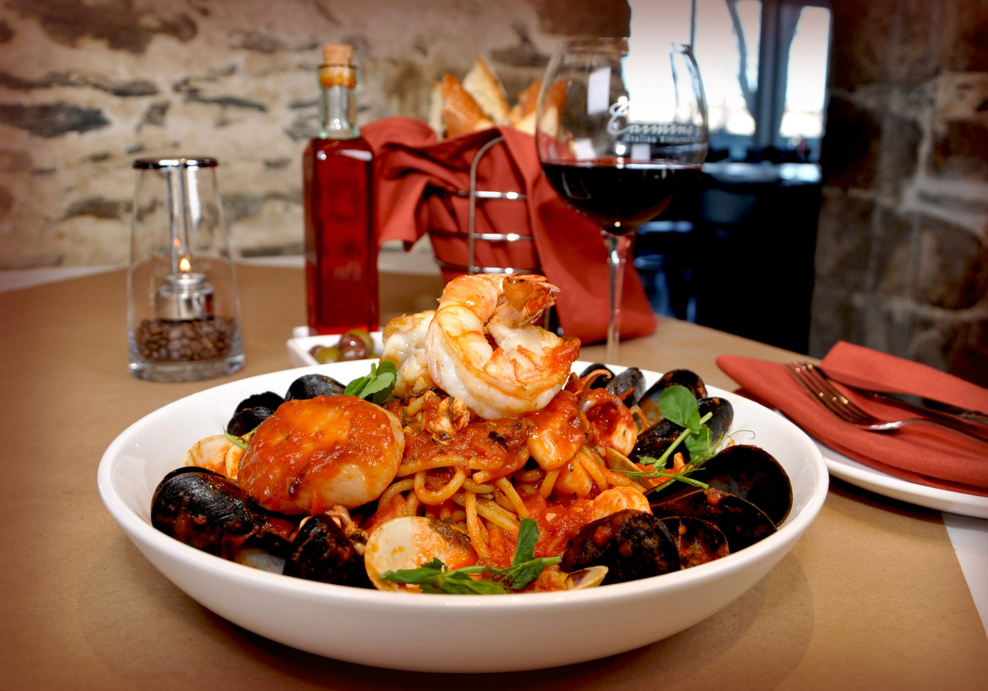 Carmine's Italian Restaurant - Washington DC (2)