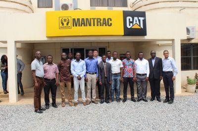 Mantrac Ghana Ltd.