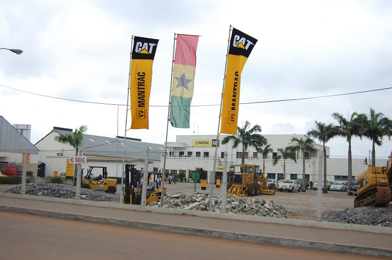 Mantrac Ghana Ltd - 3