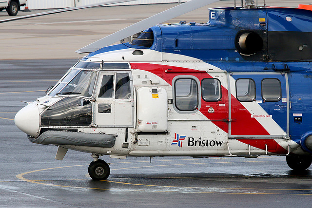 Bristow Helicopters (Nigeria) Ltd
