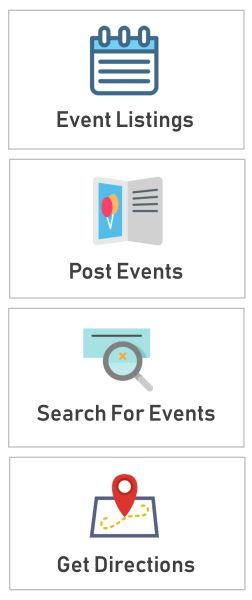Promote & Find Events