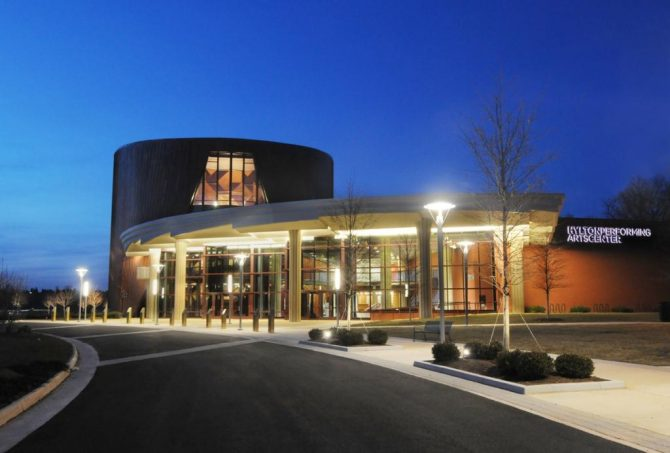 Hylton Center for the Performing Arts -1