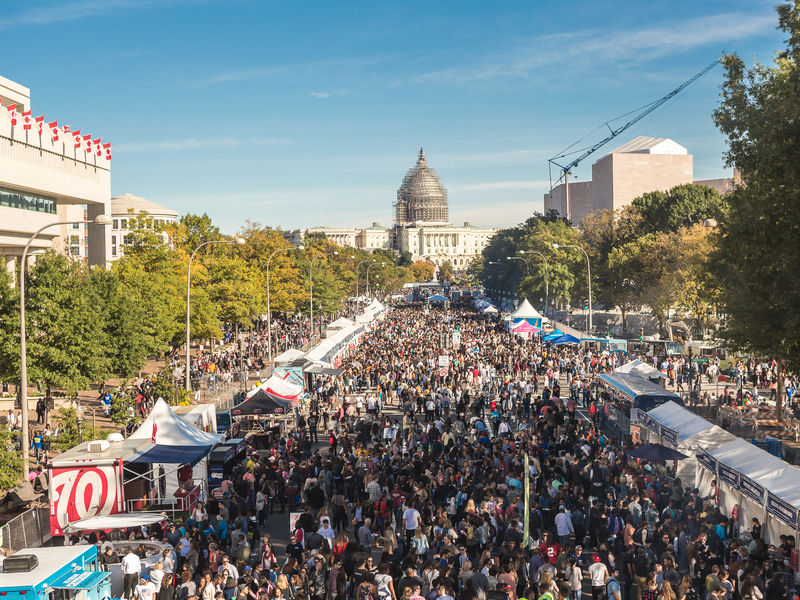 Taste DC 2018 In Washington