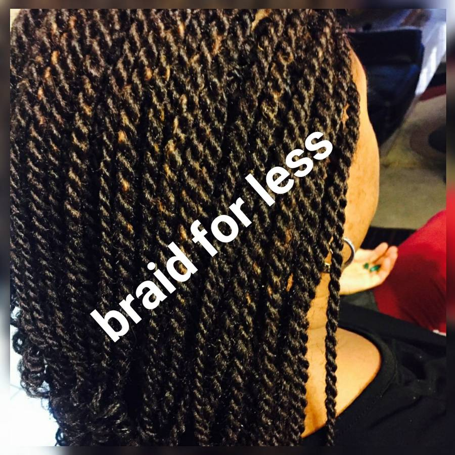 African Hair Braiding Specials