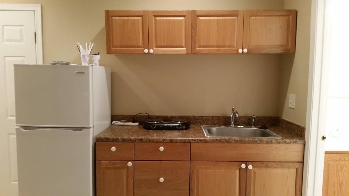 Spacious 1BD-1BTH Basement Unit For Rent