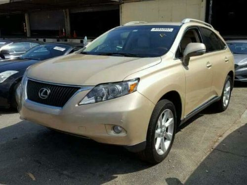 Neat and Very Clean Lexus Rx 350 For Sale1