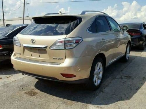 Neat and Very Clean Lexus Rx 350 For Sale2