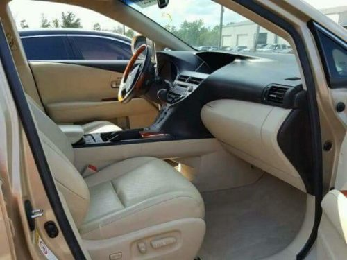 Neat and Very Clean Lexus Rx 350 For Sale3