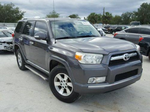 Toyota 4Runner For Sale - lagos - Nigeria 1