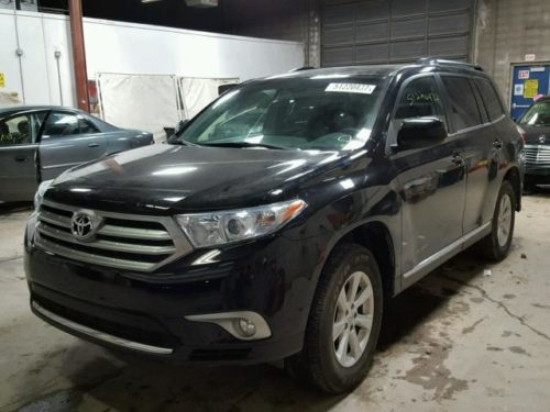 Toyota Highlander–Model 2013 For Sale