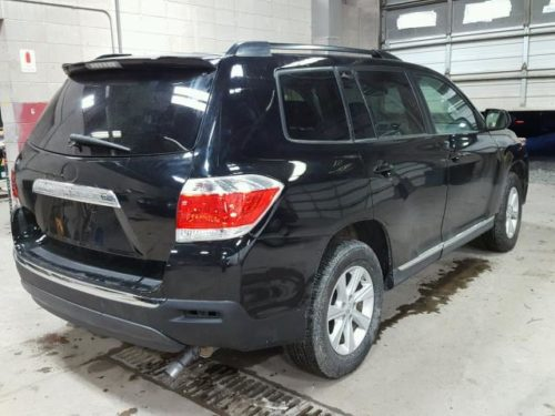 Toyota highlander - Lagos - Nigeria2