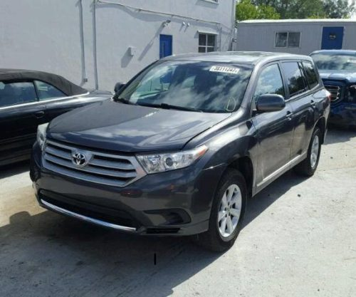 2011 Toyota Highlander For Sale In Lagos