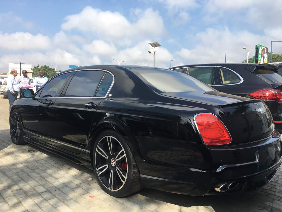 2015 Bentley Flying Spur Kit & Engine Tuneup