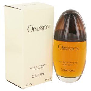 Obsession By Calvin Klein Eau De Parfum Spray 3.4 Oz For Women #400042