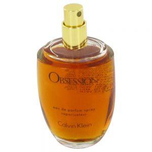 Obsession By Calvin Klein Eau De Parfum Spray (Tester) 3.4 Oz For Women #447164