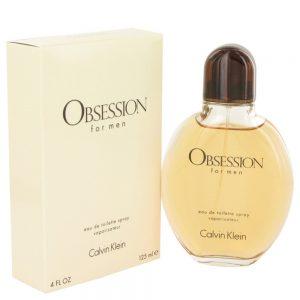 Obsession By Calvin Klein Eau De Toilette Spray 4 Oz For Men #400038