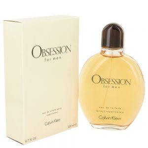 Obsession By Calvin Klein Eau De Toilette Spray 6.7 Oz For Men #429247