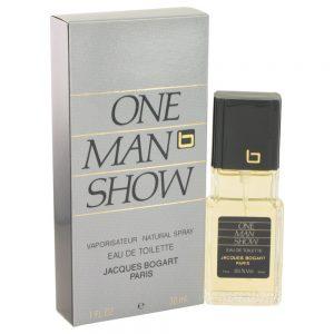 One Man Show By Jacques Bogart Eau De Toilette Spray 1 Oz For Men #451283