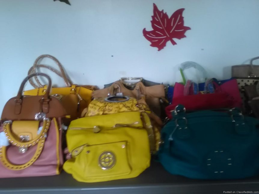 Precious Purses is a Fund-raiser for Open Door Church of God in Christ
