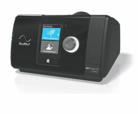 Resmed Airsense S10 Cpap Machine Complete Set