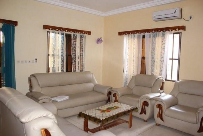 Maison Villa À Louer, Adidogomé, Lomé Togo