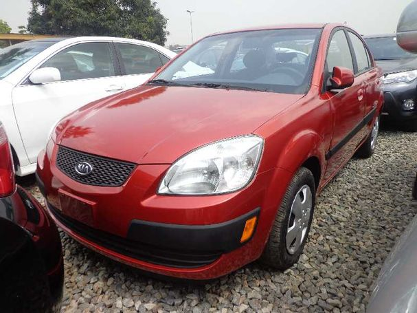Used Kia Rio 2008 Auction Sales 2018