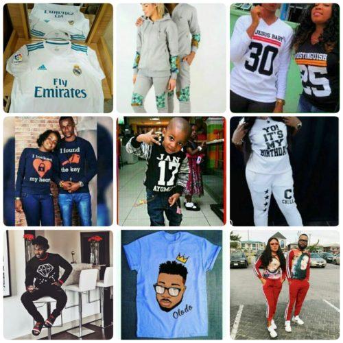 Customized Clothing, Ibadan