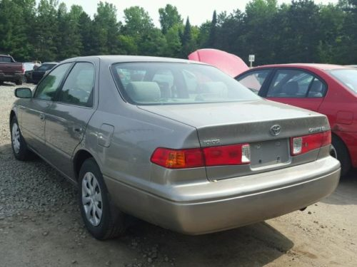 Clean 2001 Toyota Camry Pencil Light For sale