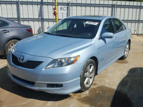 Toyota Camry For Sale On Auction