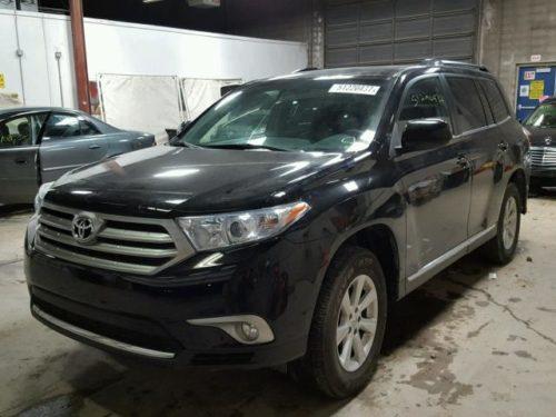 Toyota Highlander–Model 2013 For Sale
